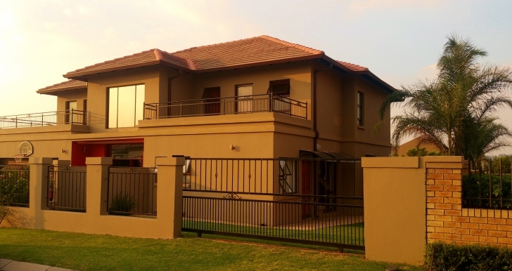 Popular Double Storey House Plans In South Africa — House Style And Plans Double Story House Plan In South Africa Image