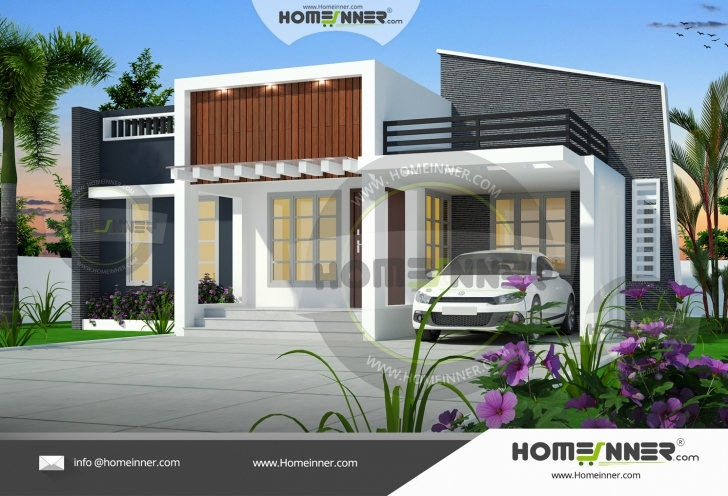 Popular Hind-6080 Home Design Plans With Photos In India 1000 Sq Pic