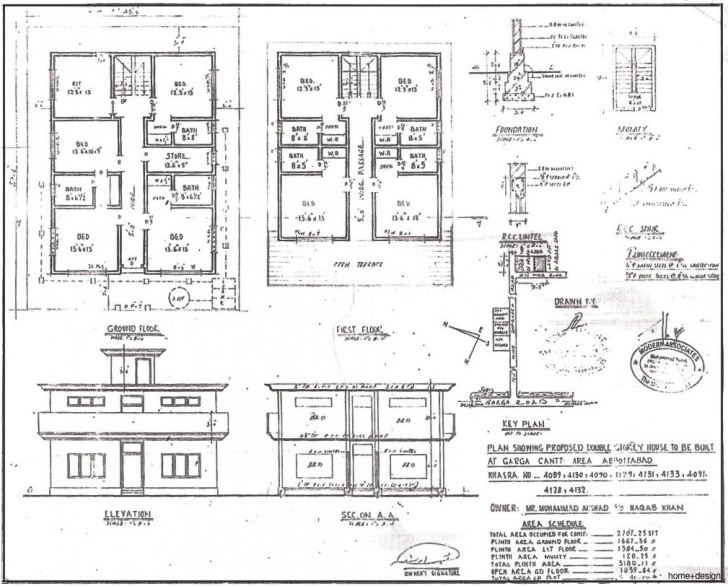 Popular Home Plan And Elevation Fresh At Innovative 1200 Of House Amazing Plan Elevation Section Ppt Pic
