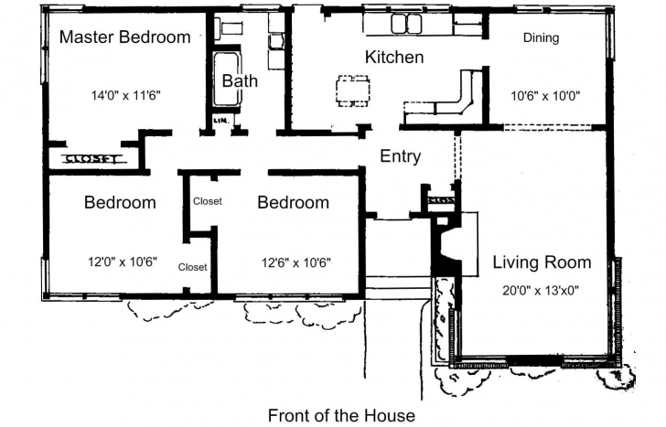 Popular House Plan L Shaped 3 Bedroom House Plans Free Dwg House Plans Autocad House Plans Download Pic