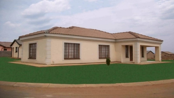 Popular Rdp House Plans In South Africa - Youtube House Plans With Pictures Of Real Houses In South Africa Photo
