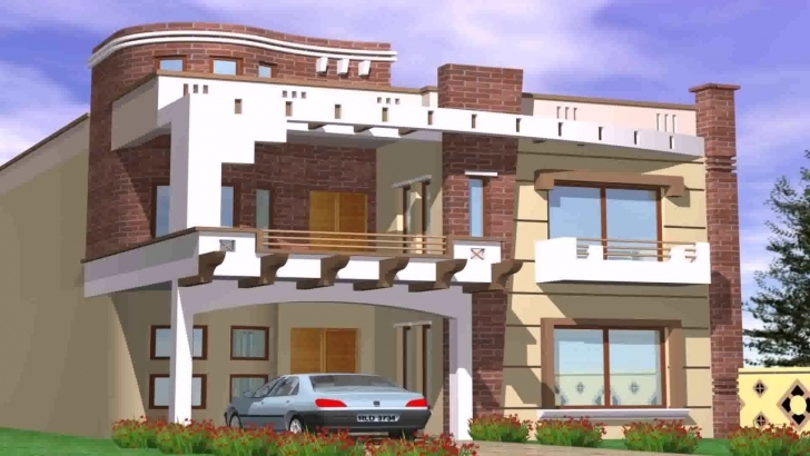 Remarkable 10 Marla House Design Pictures In Pakistan - Youtube House Designs In Pakistan Picture