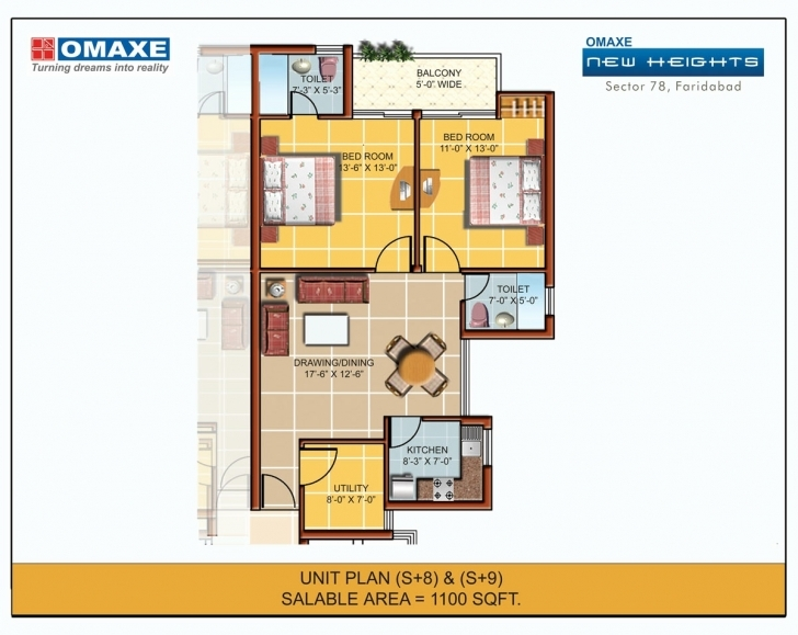 Remarkable 850 Sq Ft House Plans New Amazing Idea 7 1100 Sq Ft House Plans House Plan 850 Sq Ft Photo
