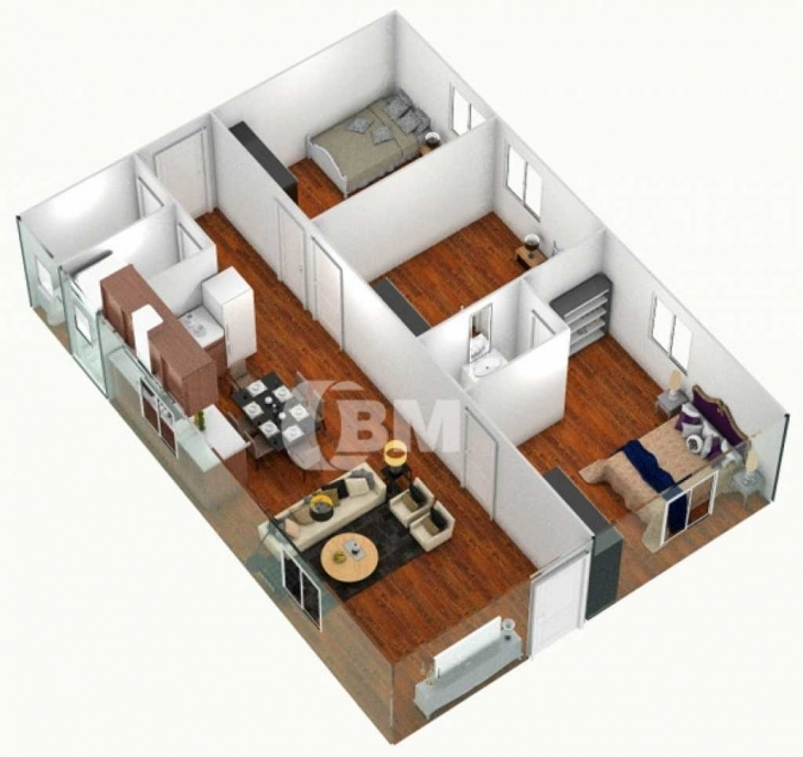 Remarkable Beautiful Simple 3 Bedroom House Plans And Designs Design In Amazing Simple House Plan With 3 Bedrooms Pic