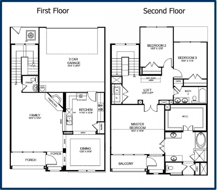 Remarkable Bedroom Floor Plans House Well Story Three Flat Plan Home Ideas Well Designed Home Plans Photo