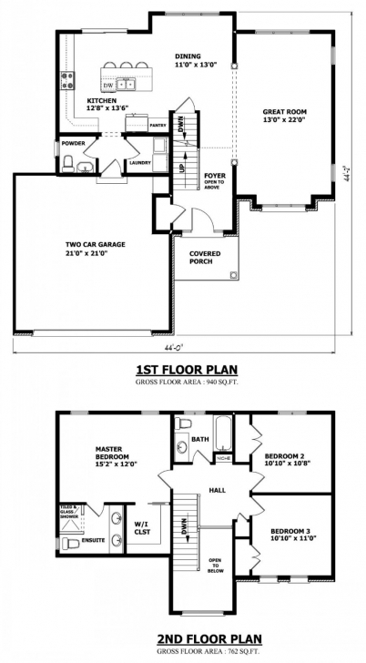 Remarkable Home Designs Custom House Plans Stock House Plans Amp; Garage Plans Modern Small Double Story House Plans Image