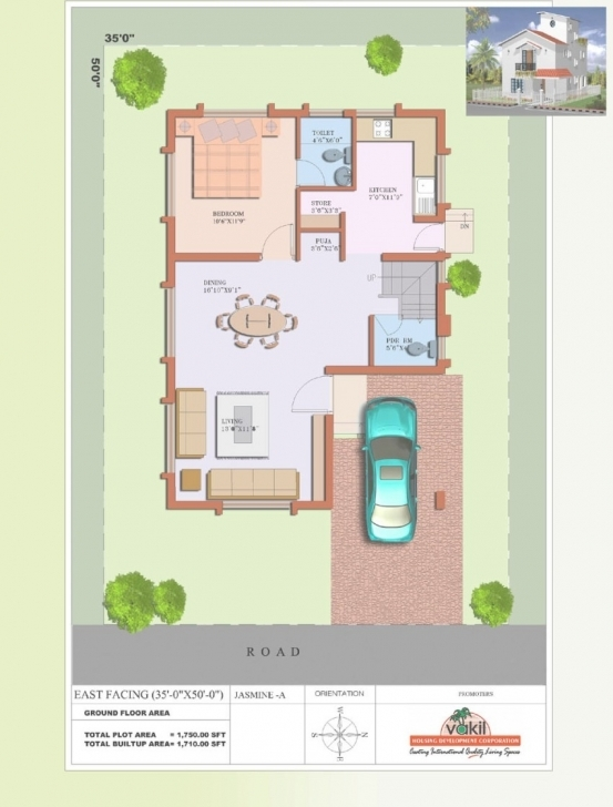 Remarkable House Plan Extraordinary X Plans Contemporary Best Inspiration 20 X 50 House Plans East Facing Photo
