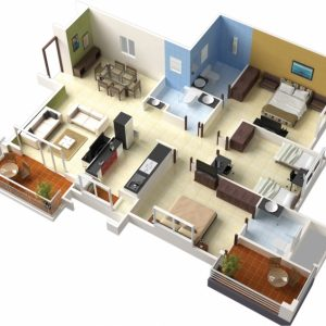 House Plans With Pictures Of Interior
