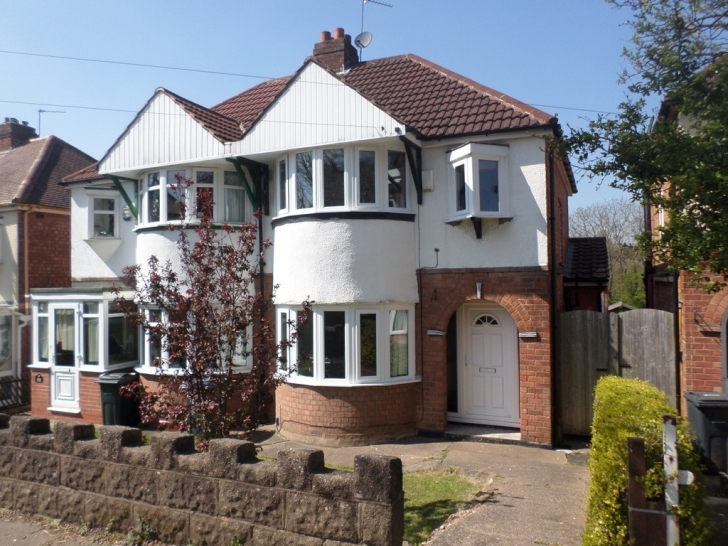 Remarkable Martin & Co Birmingham Kings Heath 3 Bedroom Semi-Detached House For 3 Bedroom House For Sale In Birmingham Picture