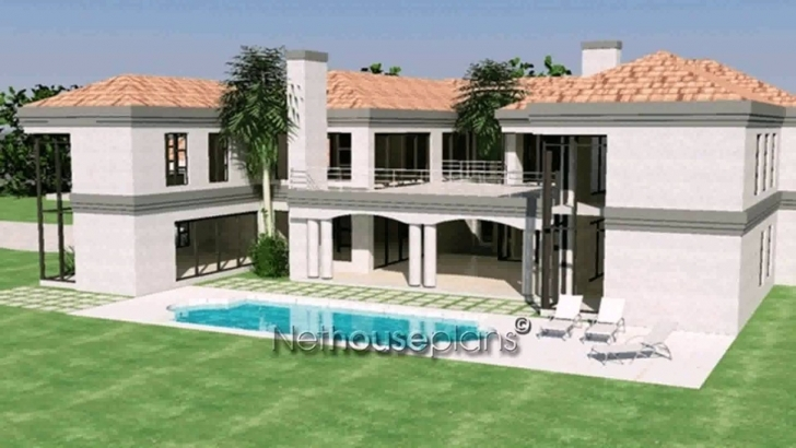 Remarkable Tuscan Style House Plans South Africa - Youtube Double Storey House Plans In Gauteng Pic