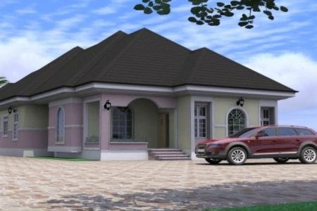 Modern 4 Bedroom House Plans In Nigeria