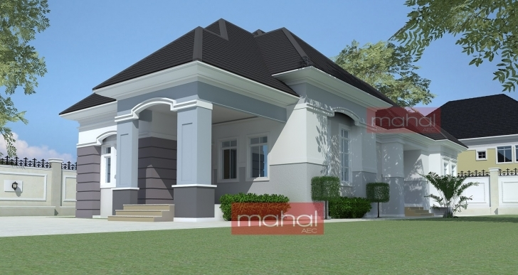 Splendid Bungalow Home Plans Nigeria Further House - House Plans | #69220 Nigeria House Design Bungalow In Nigeria Photo
