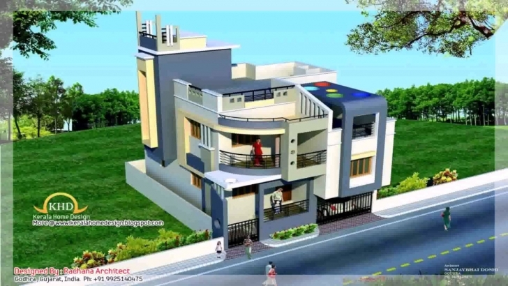 Splendid Duplex House Plans 1000 Sq Ft India - Youtube Home Design Plans With Photos In India 1000 Sq Photo