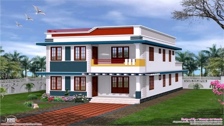 Splendid Front Elevation Design Of House Pictures In India - Youtube Front Elevation Design For House In India Picture