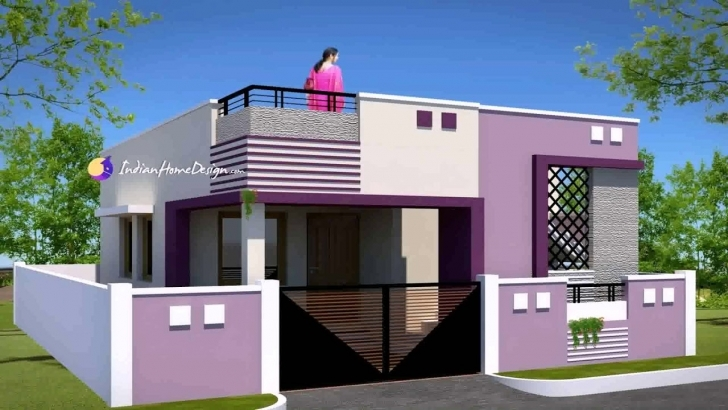 Splendid Small Indian Village House Design - Youtube Indian House Design Picture