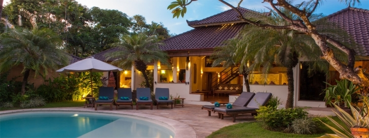 Stunning 4 Bedroom Villa In Seminyak | Donatz 4 Bedroom Villa In Seminyak Image