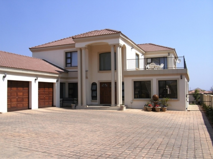 Stunning 5 Bedroom House For Sale In Polokwane Building Plans Polokwane Pic