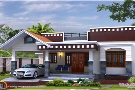 Simple House Plans In Kerala