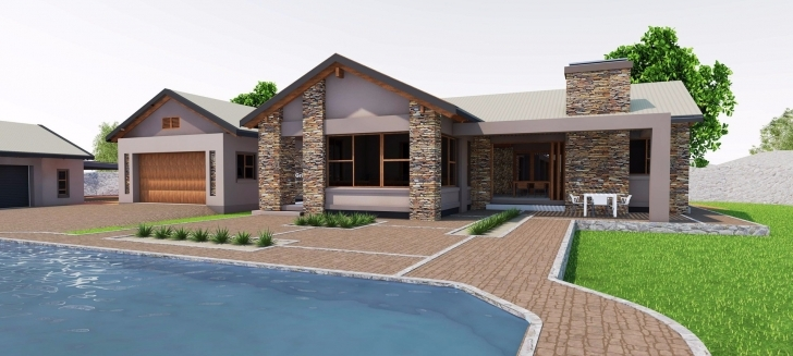 Stunning South African House Designs - Homes Floor Plans African House Plans Architectural Design Photo