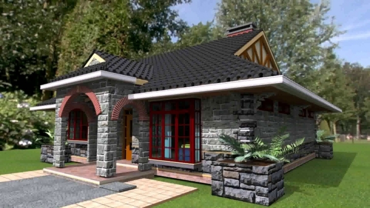 Top Bungalow House Plans Designs Kenya - Youtube Simple Beautiful Houses In Kenya Picture