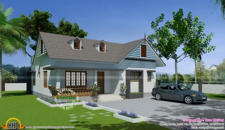 Top House Below 15 Lakhs | Kerala, Bedroom Small And Design Floor Plans Kerala House Plans Below 15 Lakhs Image