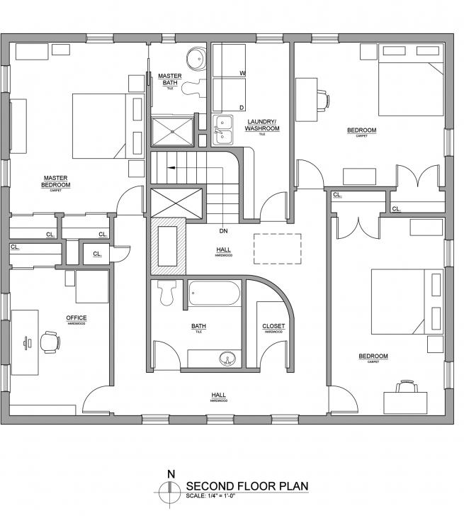 Top Photo of 3 Autocad House Plans Free Download Layout Dwg Inspiring Design Small Villa Design Dwg Image