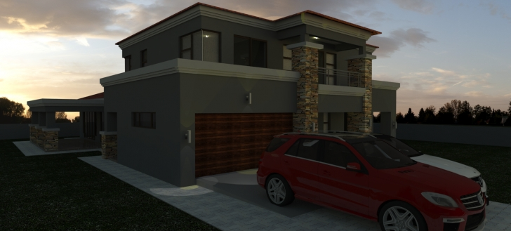 Top Photo of Apartments : Fancy Design Ideas Sa Home Plans Tuscan House Designs Sa House Plans Double Storey Image
