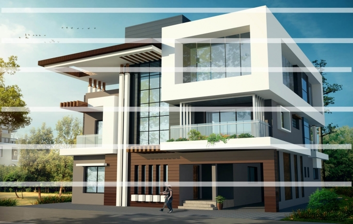 Top Photo of Architectural Elevation Design Bungalow Floor Plan Working Drawing Bungalow Plan With Elevation Image