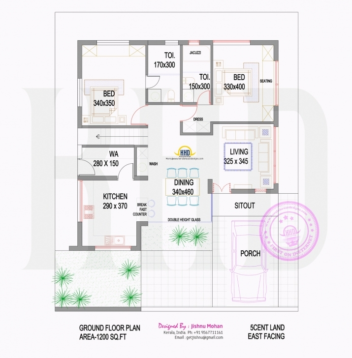 Top Photo of Extremely Creative 4 House Plans In Kerala 5 Cents This Can Be 4 Cent House Plan In Kerala Photo
