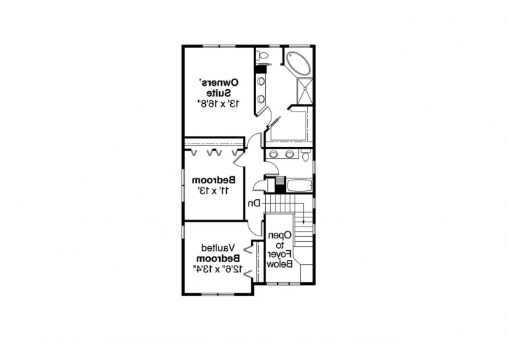 Top Photo of House: House Plans With No Garage 3 Bedroom Bungalow Floor Plans No Garage Photo