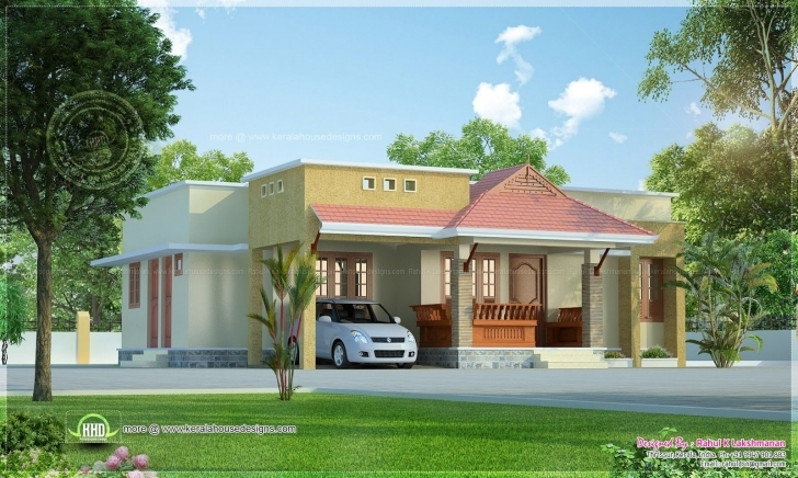 Top Photo of House Plans Small Homes Kerala Homeminimalis Isometric Views Small Beautiful House Plans With Photos In Kerala Photo