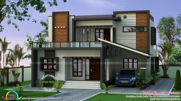 Top Photo of March 2017 - Kerala Home Design And Floor Plans Kerala Modern House Design 2017 Picture