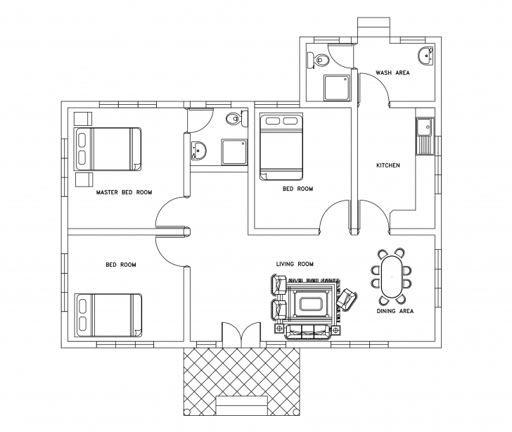 Top Photo of Minimalist House Design Dwg New Autocad Home Design Free Download Autocad House Plans With Dimensions Dwg Pic