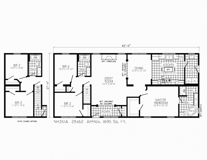 Top Photo of Spec House Plans Inspirational Spec House Plans Best 15 X 45 House 15x45 House Plan Image
