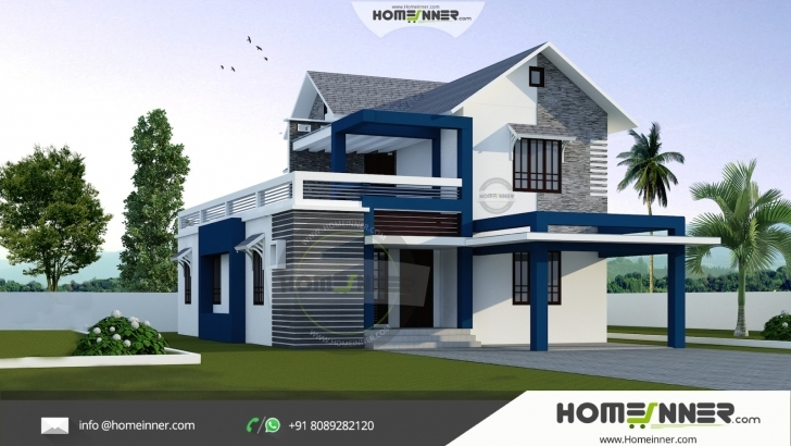 Top Stylish Home Designs | House Plans Designs & Home Floor Plans Modern Stylish House Plans Pic