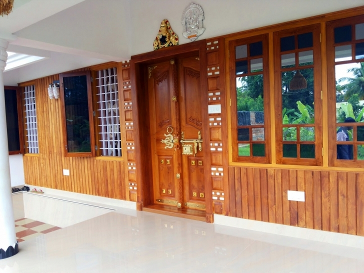 Wonderful Furnished House With Photos | Kerala Home Design | Bloglovin' Front Sit Out Designs Photo