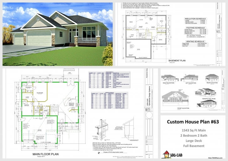 Wonderful House: Photos Of Design House Plans Elevation Section: House Plans Plan Section And Elevation Of Houses Autocad Picture